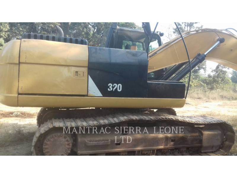 CATERPILLAR EXCAVADORAS DE CADENAS 320 D equipment  photo 17