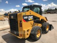CATERPILLAR SKID STEER LOADERS 246D C3 2S equipment  photo 11