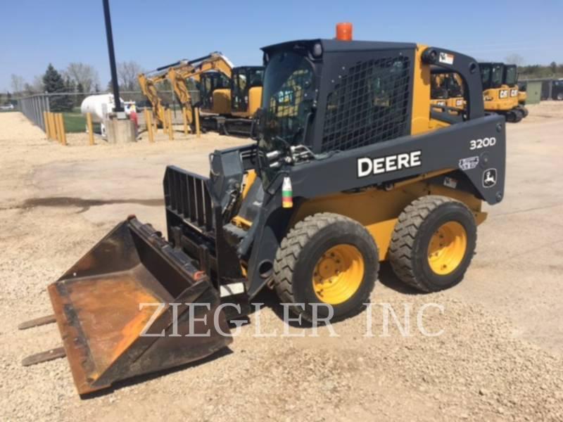 DEERE & CO. SKID STEER LOADERS 320D equipment  photo 8