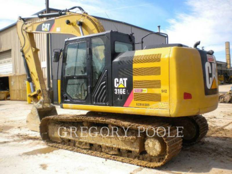 CATERPILLAR PELLES SUR CHAINES 316E L equipment  photo 7