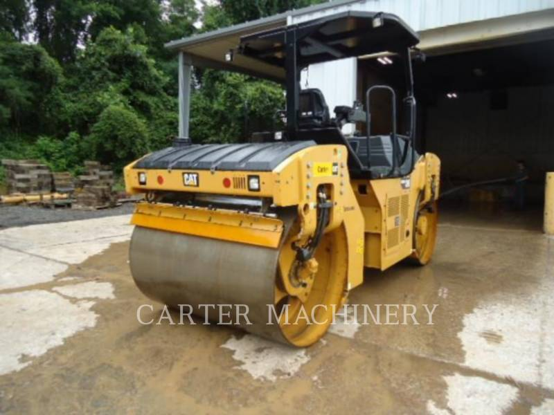 Caterpillar COMPACTOARE CB54B equipment  photo 2