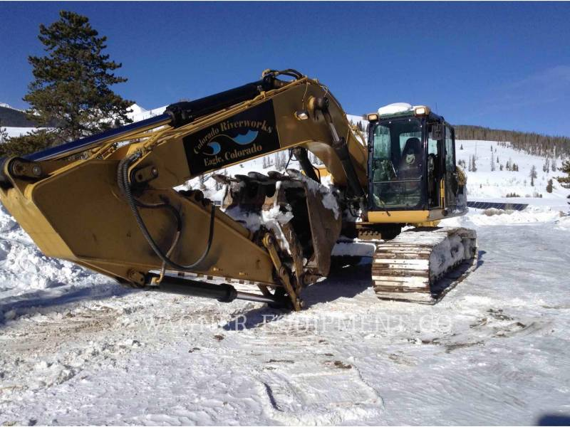CATERPILLAR PELLES SUR CHAINES 325DL THB equipment  photo 1