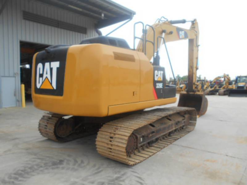 CATERPILLAR EXCAVADORAS DE CADENAS 320EL equipment  photo 5