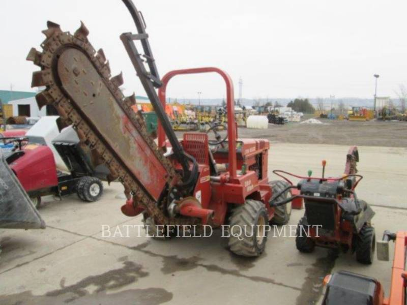 DITCH WITCH (CHARLES MACHINE WORKS) TRANCHEUSES 3700 equipment  photo 5