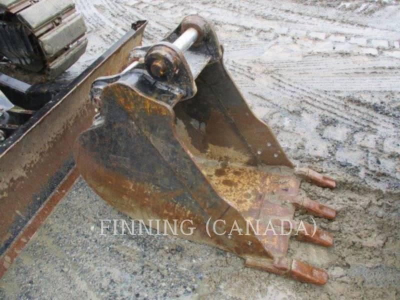 CATERPILLAR TRACK EXCAVATORS 307E2 equipment  photo 8