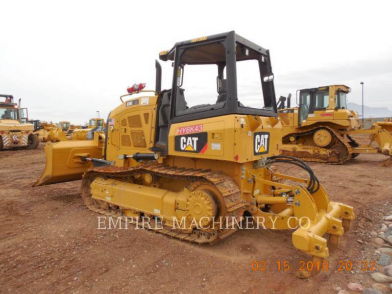 CATERPILLAR TRACTORES DE CADENAS D3K2 equipment  photo 3