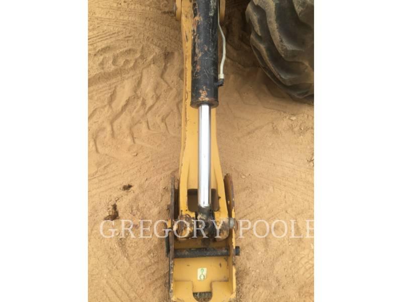 CATERPILLAR BAGGERLADER 420FST equipment  photo 18