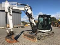 Equipment photo KUBOTA CORPORATION KX080-4 TRACK EXCAVATORS 1