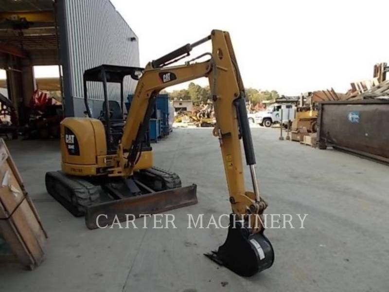 CATERPILLAR TRACK EXCAVATORS 304E CY equipment  photo 4