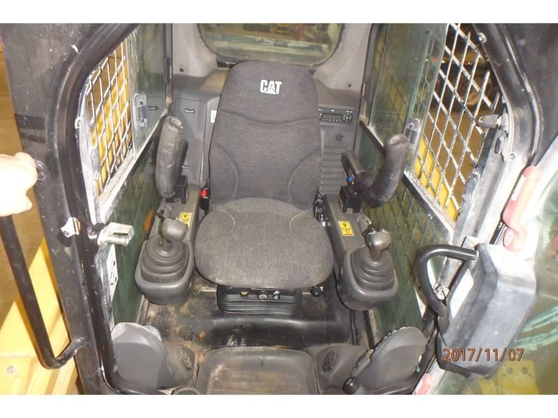 CATERPILLAR MULTI TERRAIN LOADERS 289D equipment  photo 7