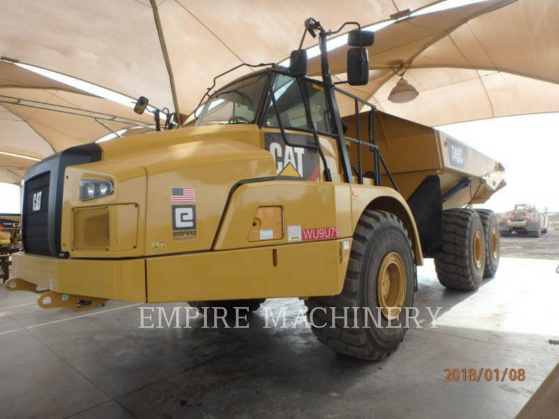 CATERPILLAR アーティキュレートトラック 745C equipment  photo 4