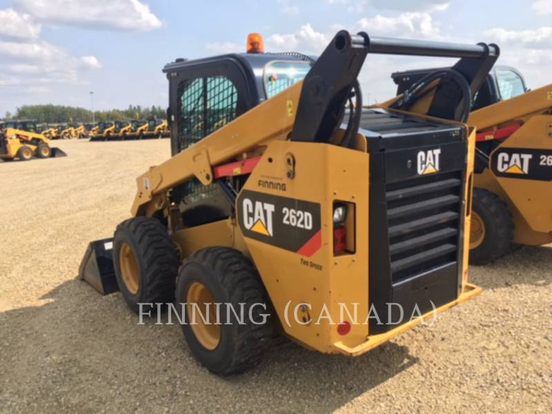 CATERPILLAR SCHRANKLADERS 262DLRC equipment  photo 4