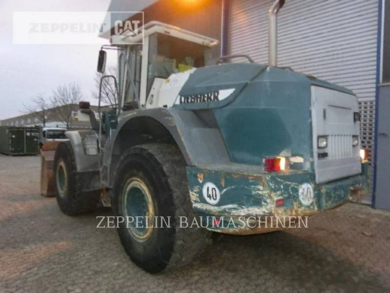 LIEBHERR WHEEL LOADERS/INTEGRATED TOOLCARRIERS L544 equipment  photo 3