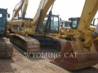Equipment photo CATERPILLAR 345DL TRACK EXCAVATORS 1