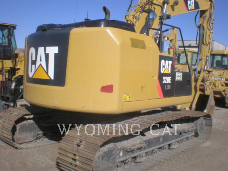 CATERPILLAR トラック油圧ショベル 320ELRR equipment  photo 4
