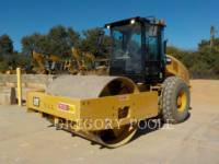 Equipment photo CATERPILLAR CS-66B EINZELVIBRATIONSWALZE, GLATTBANDAGE 1
