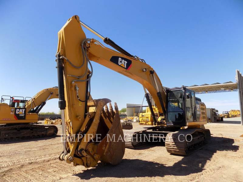 CATERPILLAR KETTEN-HYDRAULIKBAGGER 330F TH  P equipment  photo 4