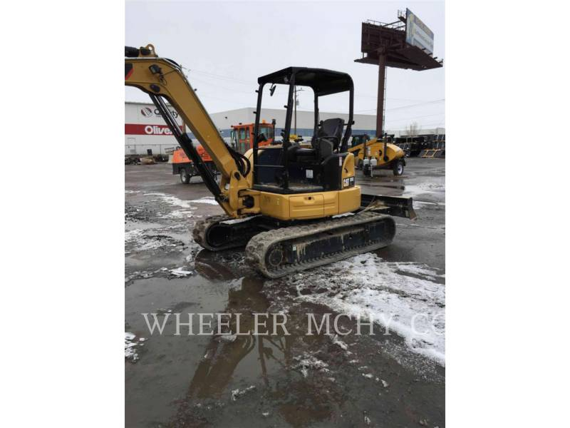 CATERPILLAR TRACK EXCAVATORS 305E2 C1 equipment  photo 4
