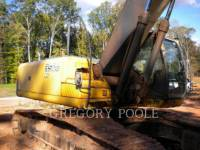 JOHN DEERE TRACK EXCAVATORS 350D LC equipment  photo 5