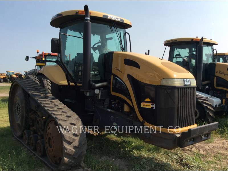 AGCO 农用拖拉机 MT755 equipment  photo 2