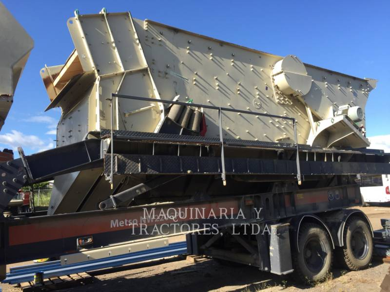 METSO MINERALS CONCASSEURS NWGP220D equipment  photo 2