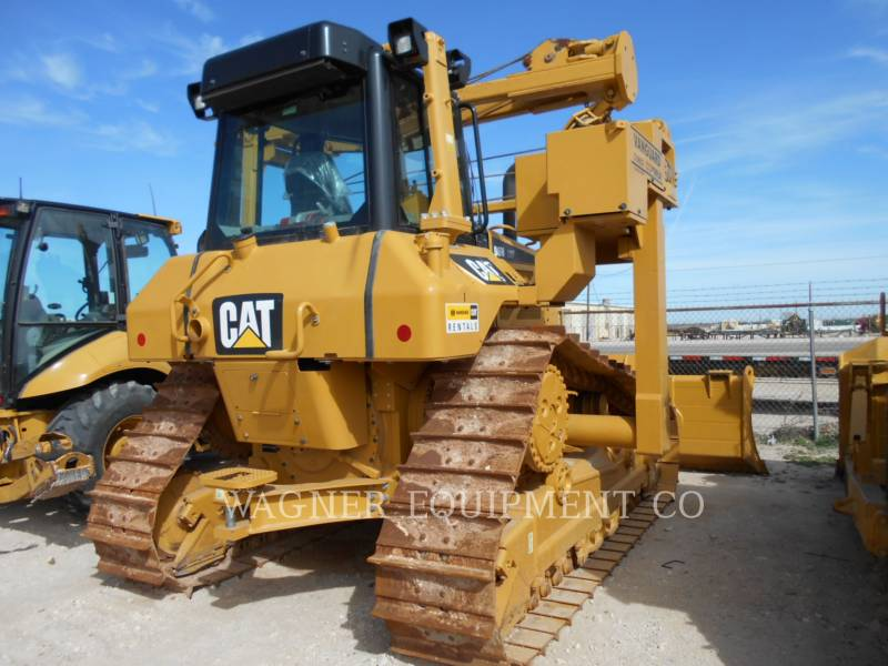 CATERPILLAR CIĄGNIKI GĄSIENICOWE D6NLGP equipment  photo 3