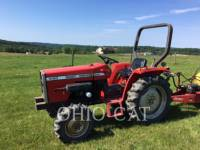 Equipment photo AGCO-MASSEY FERGUSON MF1020 TRACTORES AGRÍCOLAS 1