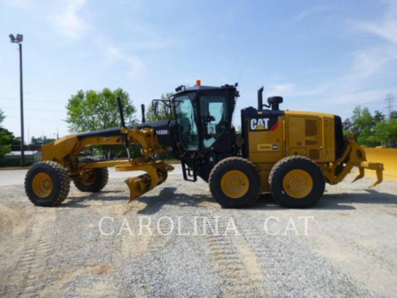 CATERPILLAR MOTOR GRADERS 140M3 equipment  photo 1