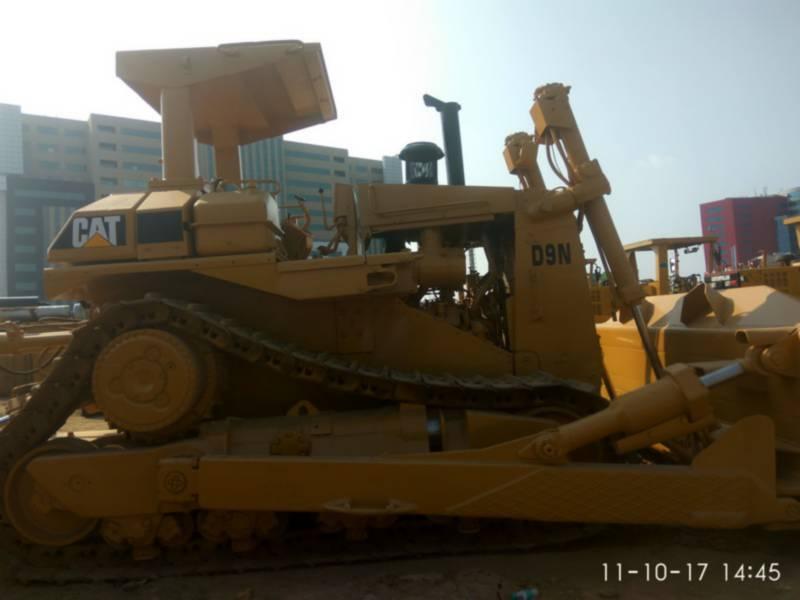 CATERPILLAR MINING TRACK TYPE TRACTOR D9N equipment  photo 2