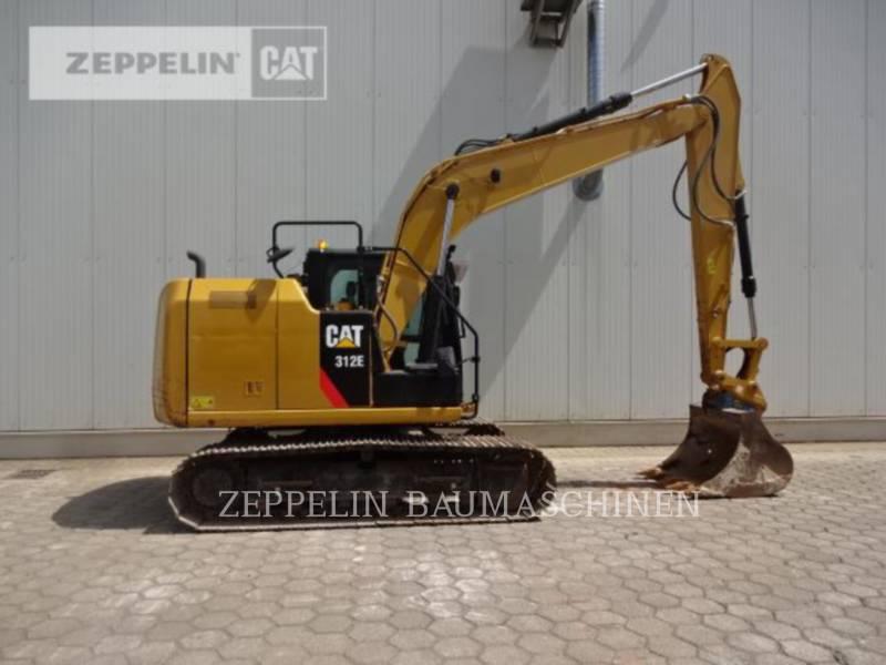 CATERPILLAR KETTEN-HYDRAULIKBAGGER 312E equipment  photo 6