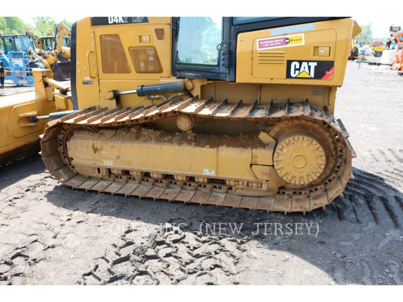 CATERPILLAR TRACK TYPE TRACTORS D4K2LGP equipment  photo 17