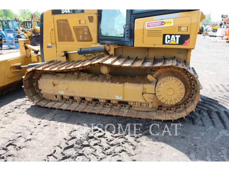 CATERPILLAR TRACTORES DE CADENAS D4K2LGP equipment  photo 17
