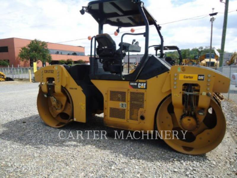 CATERPILLAR КАТКИ CB54B equipment  photo 1