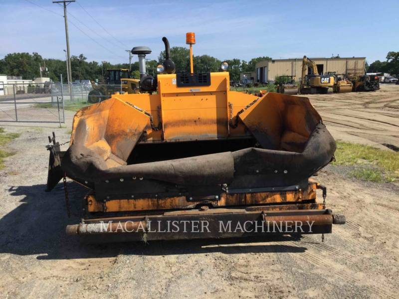 LEE-BOY ASPHALT PAVERS 8500C equipment  photo 4