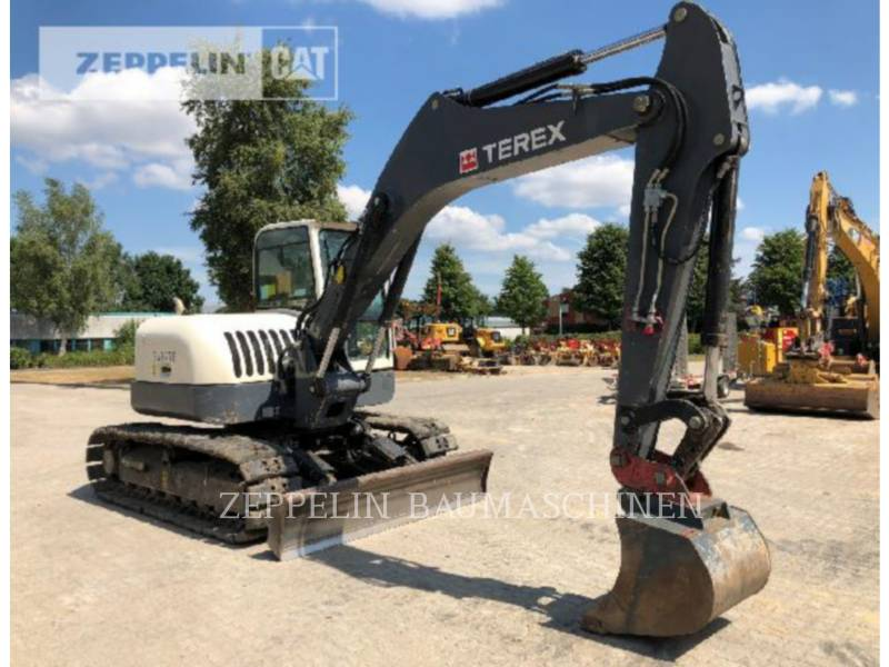TEREX CORPORATION KOPARKI GĄSIENICOWE TC125 equipment  photo 4