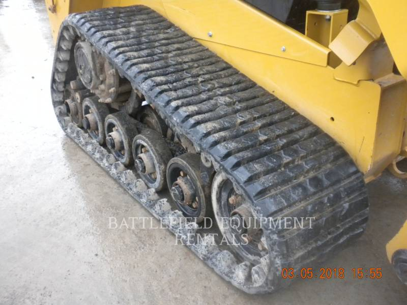 CATERPILLAR MULTI TERRAIN LOADERS 257DLRC equipment  photo 9