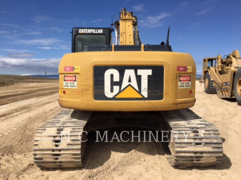 CATERPILLAR EXCAVADORAS DE CADENAS 320D LRR equipment  photo 5