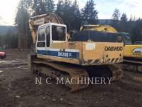 DAEWOO TRACK EXCAVATORS DH200LC equipment  photo 3