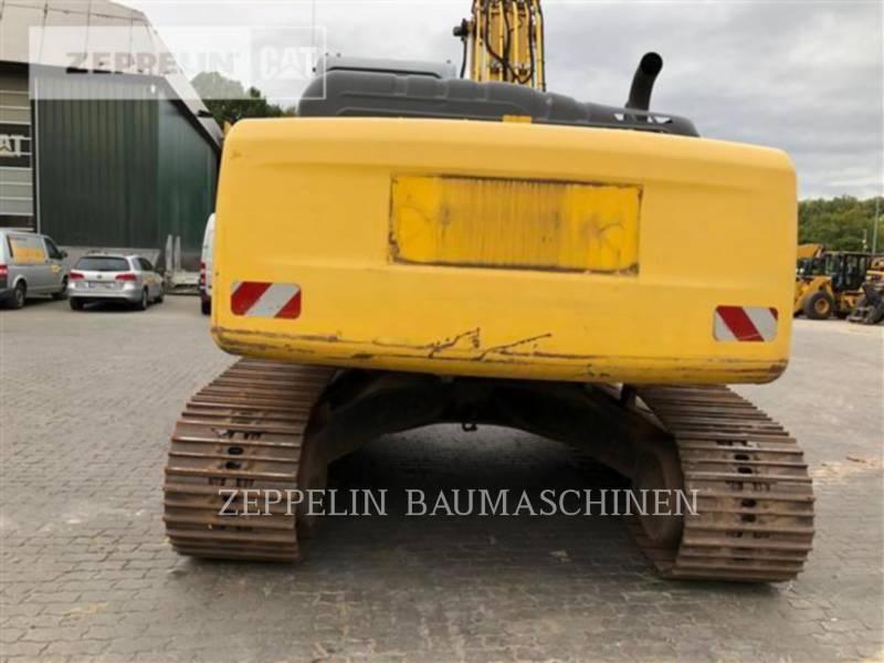 FORD / NEW HOLLAND ESCAVADEIRAS E245 equipment  photo 4