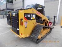 CATERPILLAR SKID STEER LOADERS 279D XPS equipment  photo 2