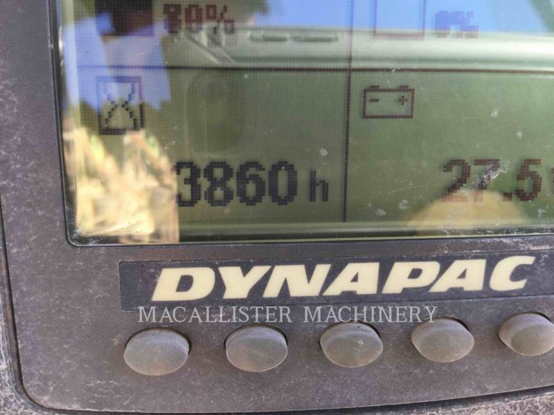 DYNAPAC TAMBOR DOBLE VIBRATORIO ASFALTO CC234HF equipment  photo 15