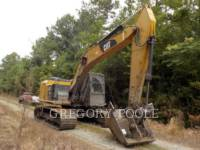 CATERPILLAR KETTEN-HYDRAULIKBAGGER 320E L equipment  photo 4