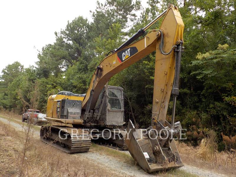 Caterpillar EXCAVATOARE PE ŞENILE 320E L equipment  photo 4