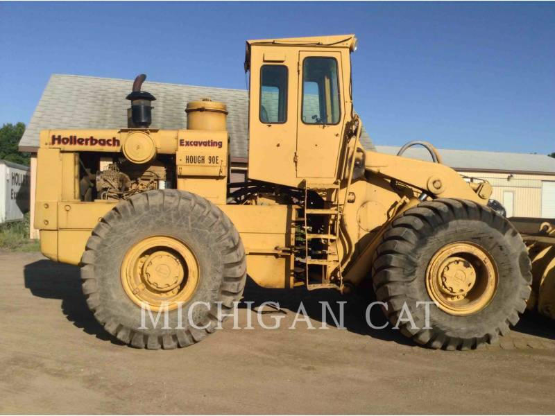 HOUGH WHEEL LOADERS/INTEGRATED TOOLCARRIERS H90E equipment  photo 21
