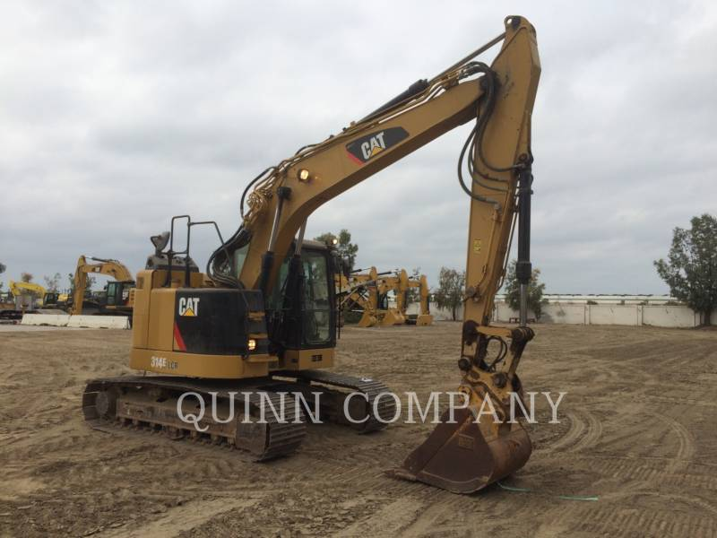 CATERPILLAR EXCAVADORAS DE CADENAS 314E equipment  photo 4