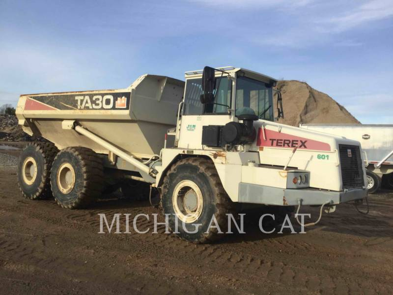 TEREX CORPORATION ARTICULATED TRUCKS TA30 equipment  photo 1
