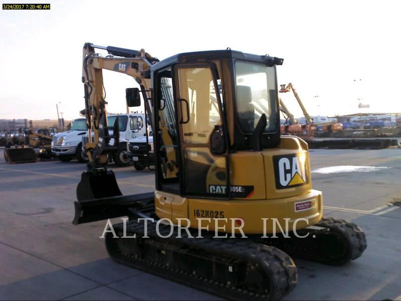 CATERPILLAR TRACK EXCAVATORS 305E2 CR- equipment  photo 4