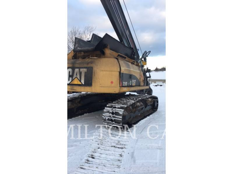 CATERPILLAR MINING SHOVEL / EXCAVATOR 320D FM equipment  photo 4