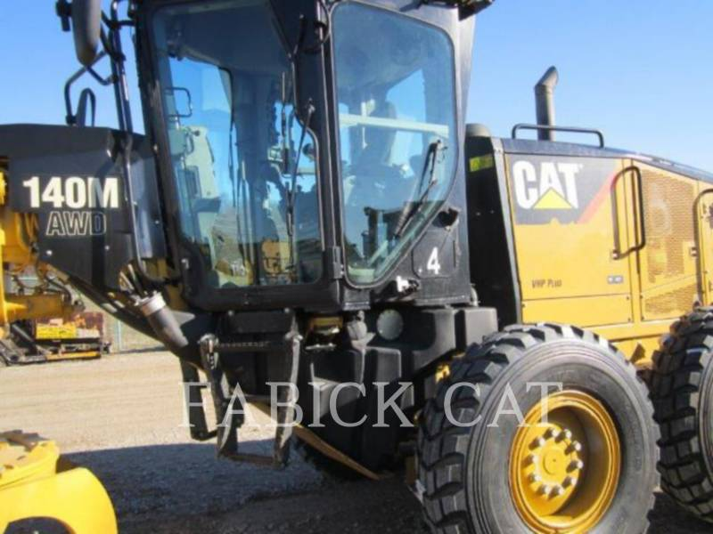 CATERPILLAR MOTONIVELADORAS 140M AWD equipment  photo 6
