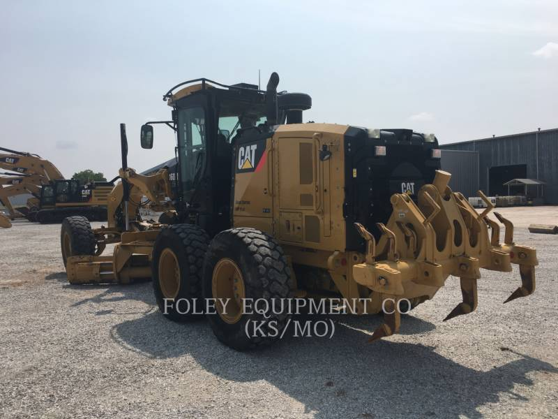 CATERPILLAR MOTORGRADER 160M2AWD equipment  photo 4
